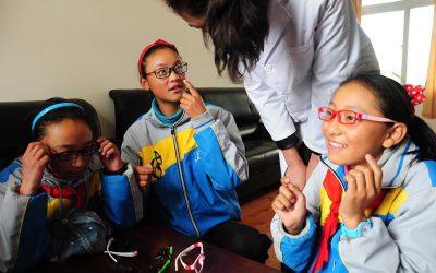 Teacher Closes Achievement Gap With Eyeglasses Start-Up 3